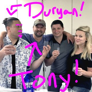 Tony and Duryan talk about the day we were all fired!