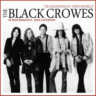 Especial THE BLACK CROWES TRANSMISSION IMPOSSIBLE 2015 PT03 Classicos do Rock Podcast #TheBlacCrowes #starwars #yoda #r2d2 #c3po #ig11 #twd