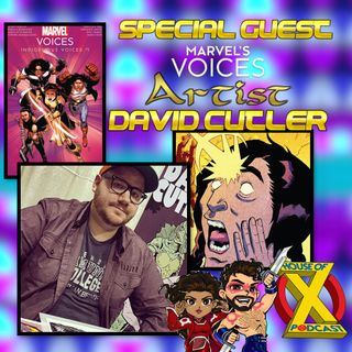 Episode 45 - Interview with Artist David Cutler