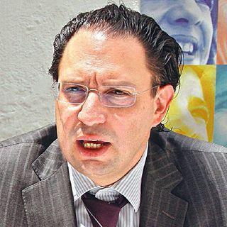 Tribunal Colegiado negó un amparo al ex colaborador de Rosario Robles, Emilio Zebadúa