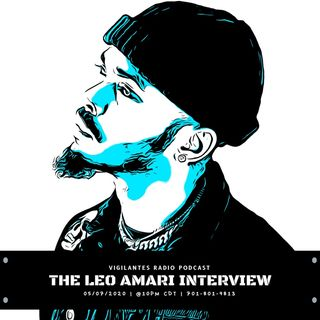 The Leo Amari Interview.