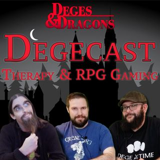 "Degecast - Ep 5 - Special Guest Sam ""Chad Breckenheimer"" Gettleman Speaks About His Character"