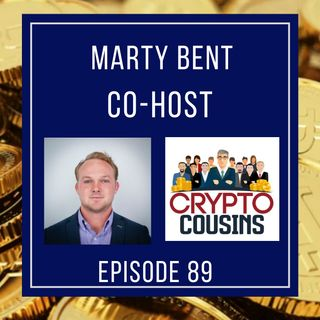 Todays Co-host Is Marty Bent  - Tales From The Crypt