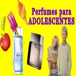 PERFUMES PARA ADOLESCENTES