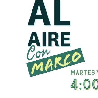 Al aire con Marco 3.0 programa 4