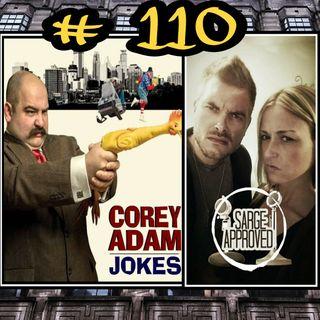 #110 Corey Adam