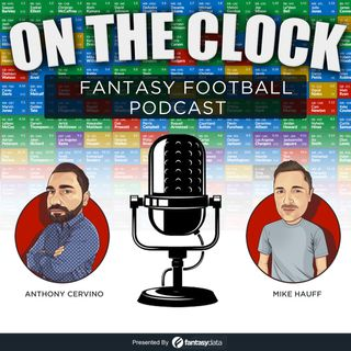 Debut Podcast: Fantasy Football Mock Draft & Draft Strategy