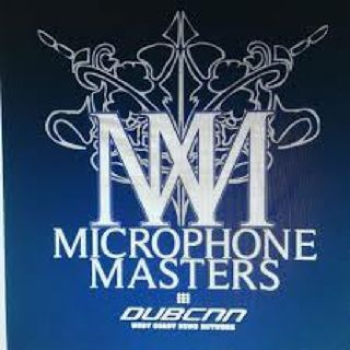 THE GROOVE HOT MIXX. DUBCNN MICROPHONE MASTERS