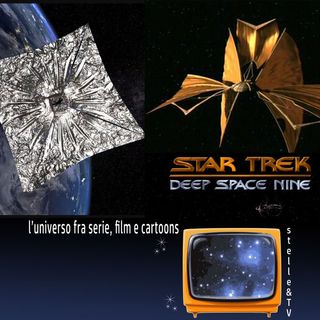 #40 Stelle&TV: Vele solari & Star Trek DS9