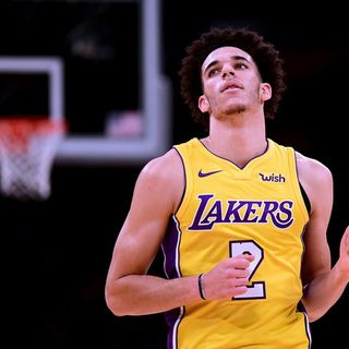 KBR Sports 10-21-17 Lonzo Ball bounces back strong