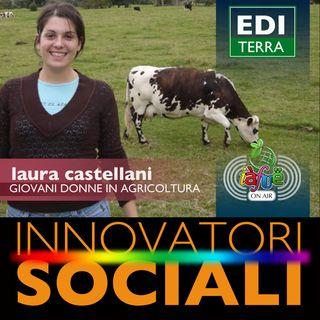 15.05.2020 - Innovatori Sociali - Laura Castellani