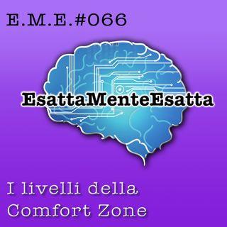 P.66 I livelli della comfort zone