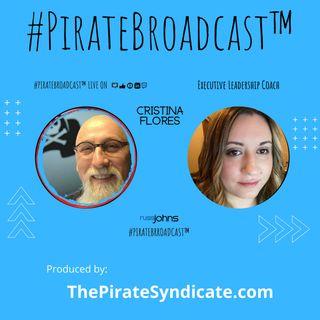 Catch Cristina Flores on the #PirateBroadcast™