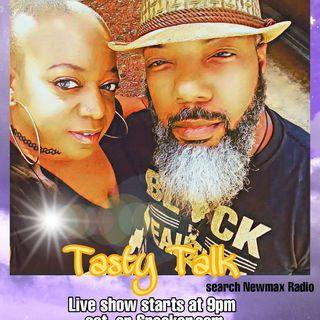 Tasty Talk w/ ManDeleon & Girlie Girl: You Sexxy Mutha F&*&@!$!!