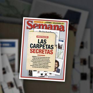 Así se hizo la investigación de las carpetas secretas