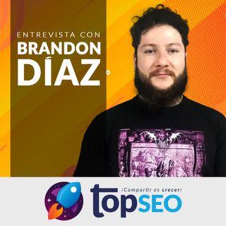 🥇 SEO Semántico y  Entidades con Brandon Díaz