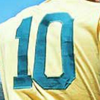 DE LETRA #55: Camisa 10!