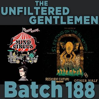 Batch188: Russian River Mind Circus & Resident Culture/Other Half Sleeping on the Blacktop Triple IPA