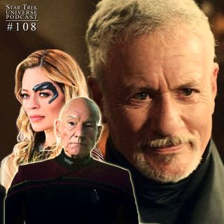 Picard Season 2 Teaser 2 with Q! + Prodigy Cast!