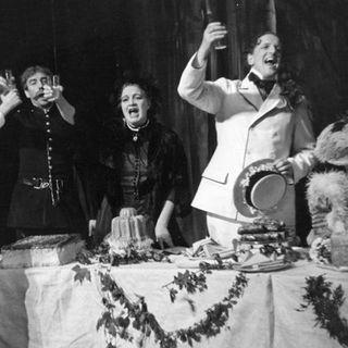 Ópera Albert Herring de Benjamin Britten