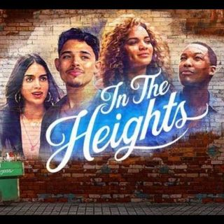 In the Heights Movie Review: It's Up There! Lin-Manuel Miranda | Anthony Ramos