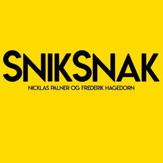 SnikSnak Afsnit 5 med Jens & Ellen Frydendal