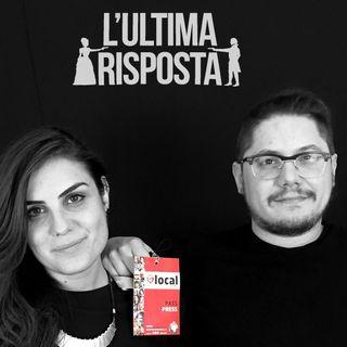 3X05 - L'UR - Festival GLOCAL 2017 & TEDxVareseSalon ne parliamo con David Mammano