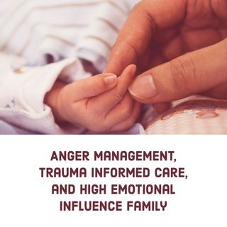 Anger Management, Trauma Informed Care, and High Emotional Influence Family