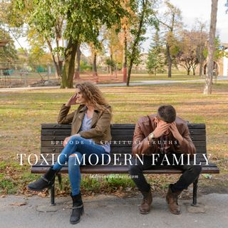 When Habits Become Culture: The Toxic Modern Family