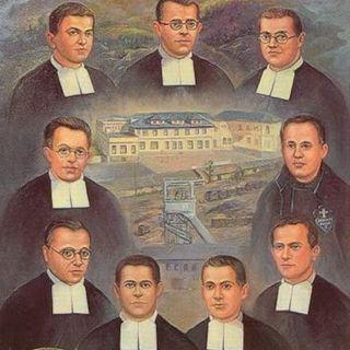 Santos mártires de Turón