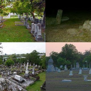 Ep. 356 - Haunted Cemeteries 16