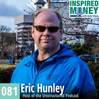 081: Building Community Through Unstructured Conversations | Eric Hunley
