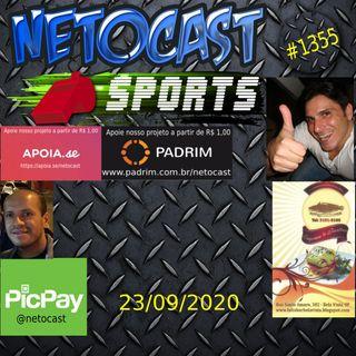 NETOCAST 1355 DE 23/09/2020 - ESPORTES - UFC