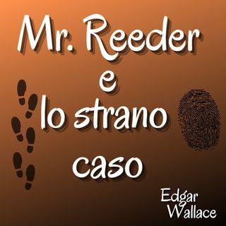 Mr. Reeder e lo strano caso - Edgar Wallace