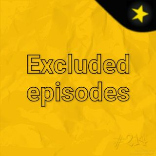 Excluded episodes (#214)