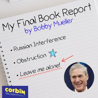 CVTW 038: Bobby Mueller's Final Book Report