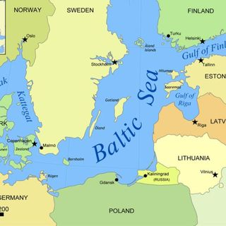 Episode 511: Baltic Security with Dr. Sebastian Bruns