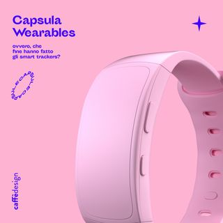 CAPSULE • Wearables