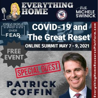TRUTH OVER FEAR - FREE - Covid19 & The Great Reset Online Summit 5/7 To 5/9 FREE