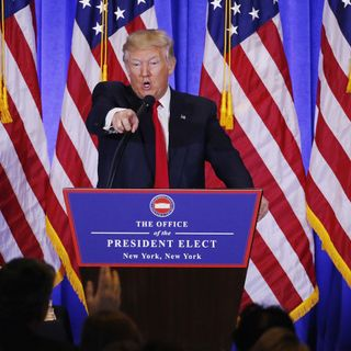 Analyzing Trump's First Press Conference As President-Elect