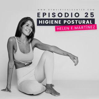 Cap. 25 : Higiene postural - Helen Martínez