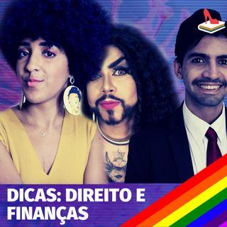 #64 Doutora Drag - Dicas com Nath Finanças e Pedro Saliba ( Série Saúde Pública, SUS, Epidemiologia e Corona)