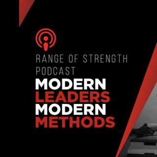 RANGE OF STRENGTH Podcast, Episode 4: Ben Patrick kneesovertoesguy