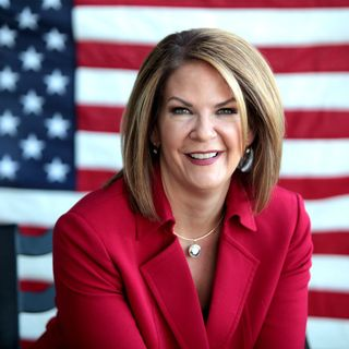 Dr. Kelli Ward, Arizona's US Senate Candidate, Talks Trump and His Middle East Travels