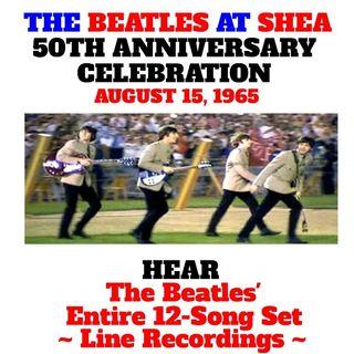 BEATLES HOUR W  STEVE LUDWIG 15 ~ SHEA CELEBRATION