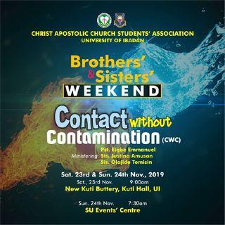 Contact Without Contamination Original
