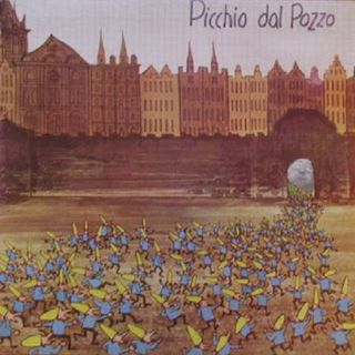Picchio dal Pozzo - La floricultura di Tschincinnata