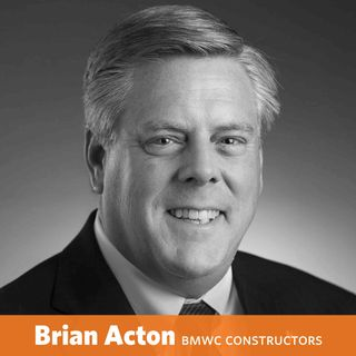 Brian Acton - CEO of BMWC Constructors