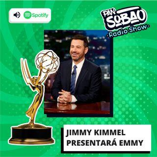 Jimmy Kimmel presentará los Emmy 2020