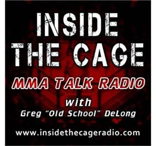 Inside The Cage Radio with Jesse Taylor
